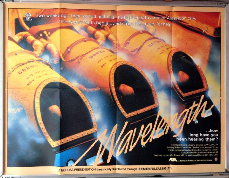 Wavelength movie poster